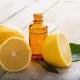 lemon oil.