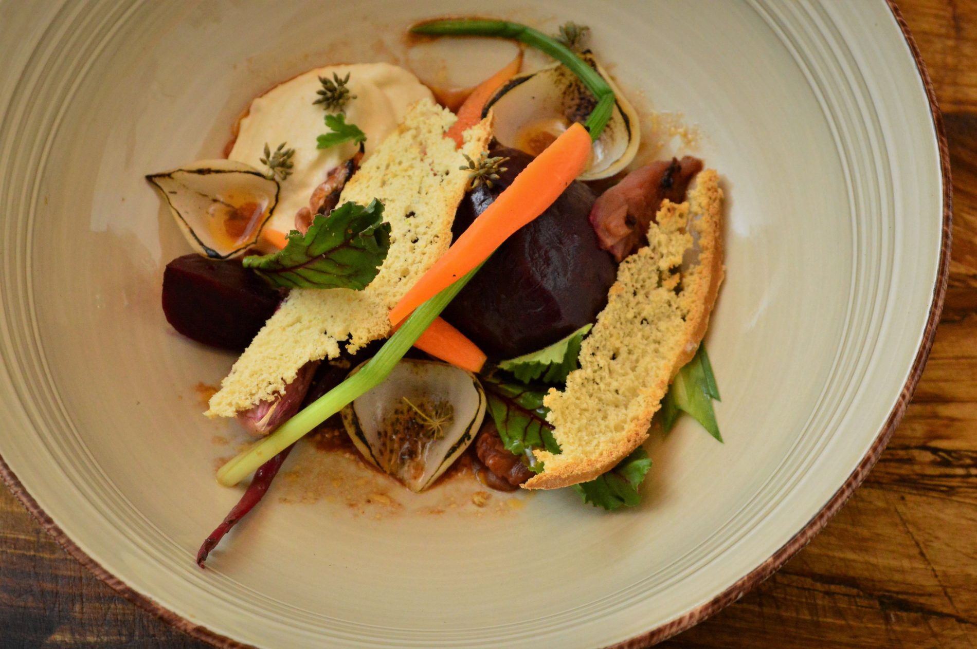 Beer-Braised Beetroots